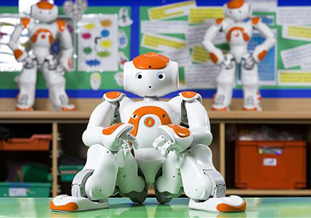 ASK NAO : Be part of the journey