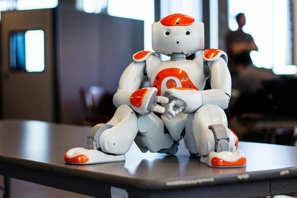 Robôs, Humanoides, Drones e Impressoras 3D